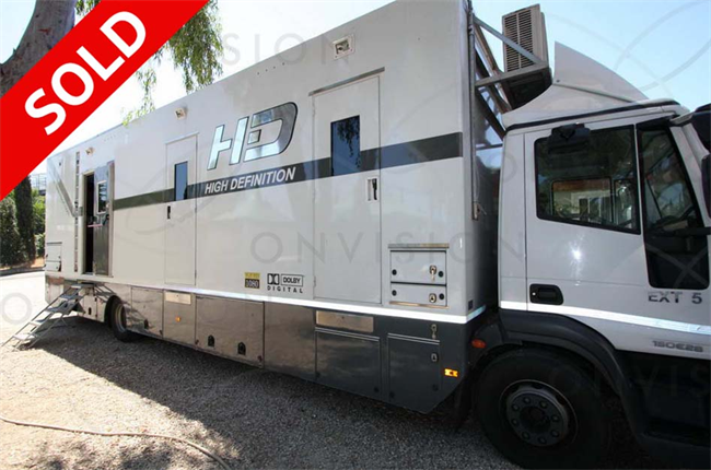 High Definition 12 Metre unit - 12 Camera - Left Hand Drive   SOLD