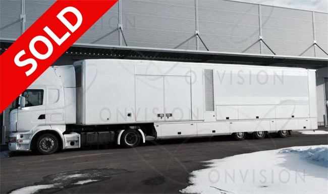 Tender Trailer and Tractor unit   SOLD