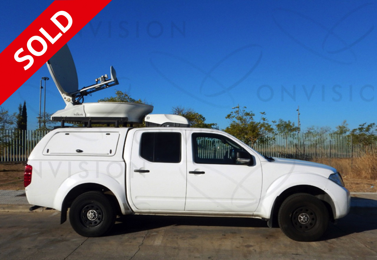 Compact 4 x 4  DSNG HD Left Hand Drive SOLD